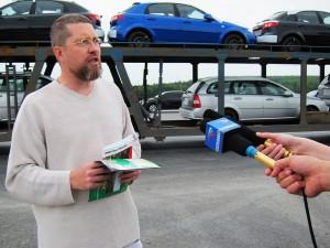 Интервью телеканалу Вести Уфа
