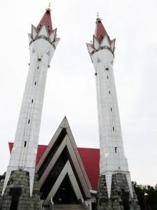 Мечеть в Уфе