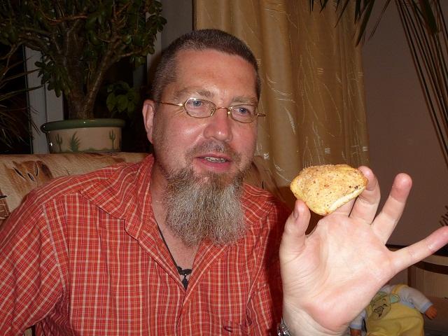 Посмотрите, печенье Сании - это лембас!